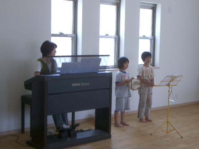 音楽って楽しいな! 音楽Aのプログラム