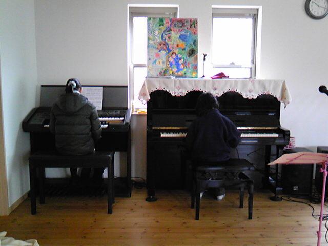 3学期の音楽B