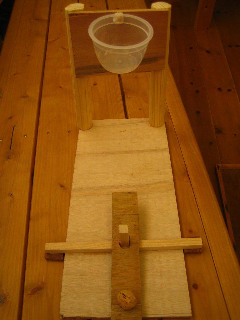 遊べる 木工作品
