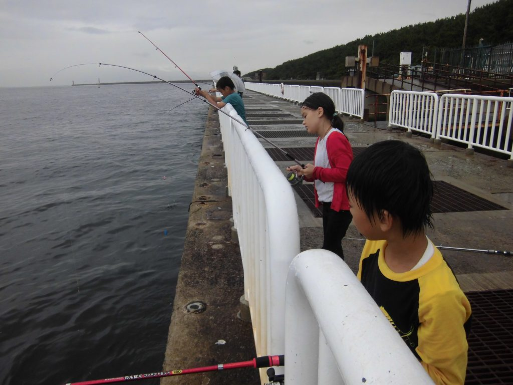 釣りにいってきました!