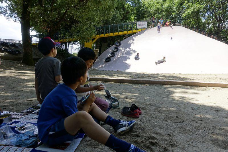 ジャンボ公園へ!