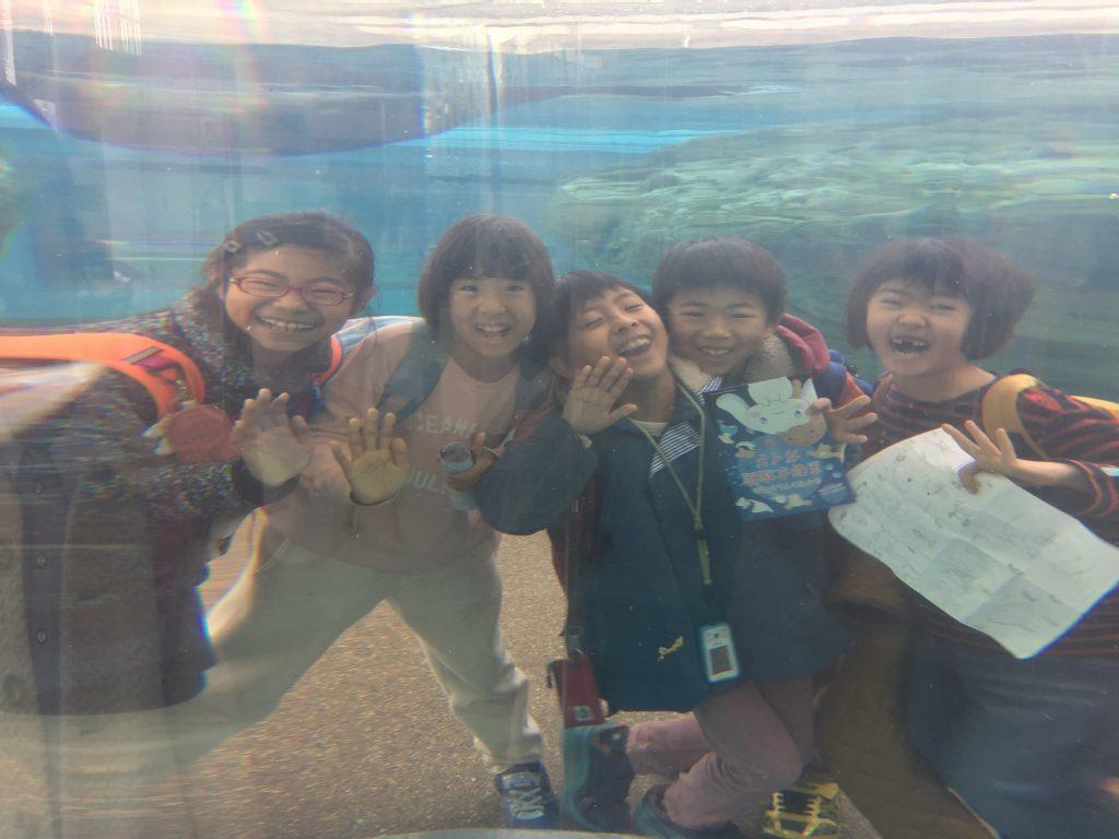 京都水族館へ!