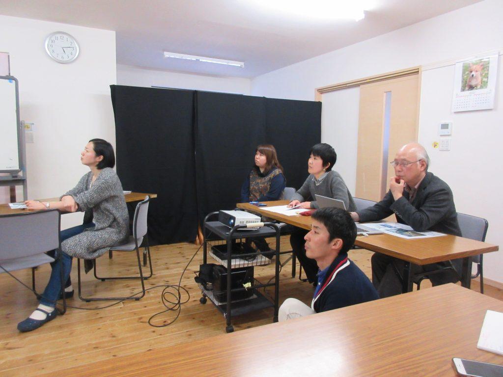 ユネスコ気候変動プロジェクト  ビデオ会議