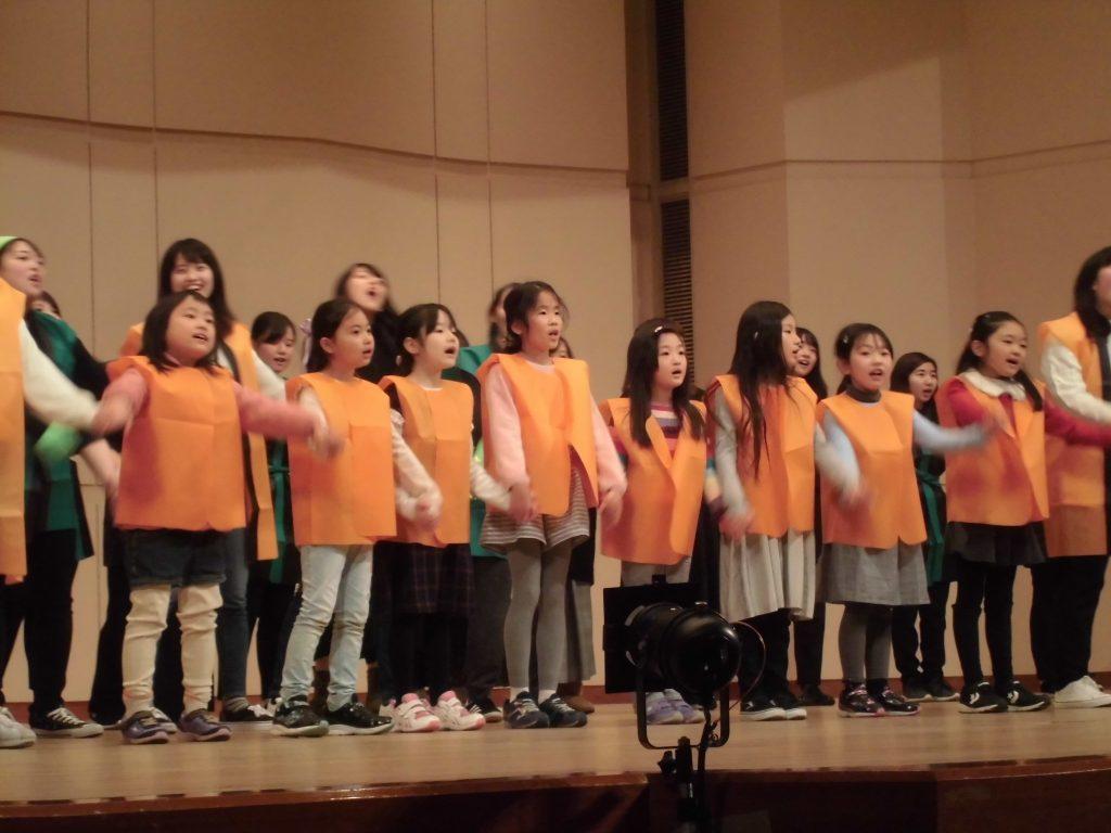 千里金蘭大学 現代芸術公演会に参加しました!