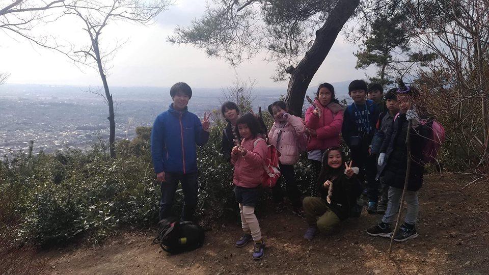 箕面の山に登山に行ってきました!