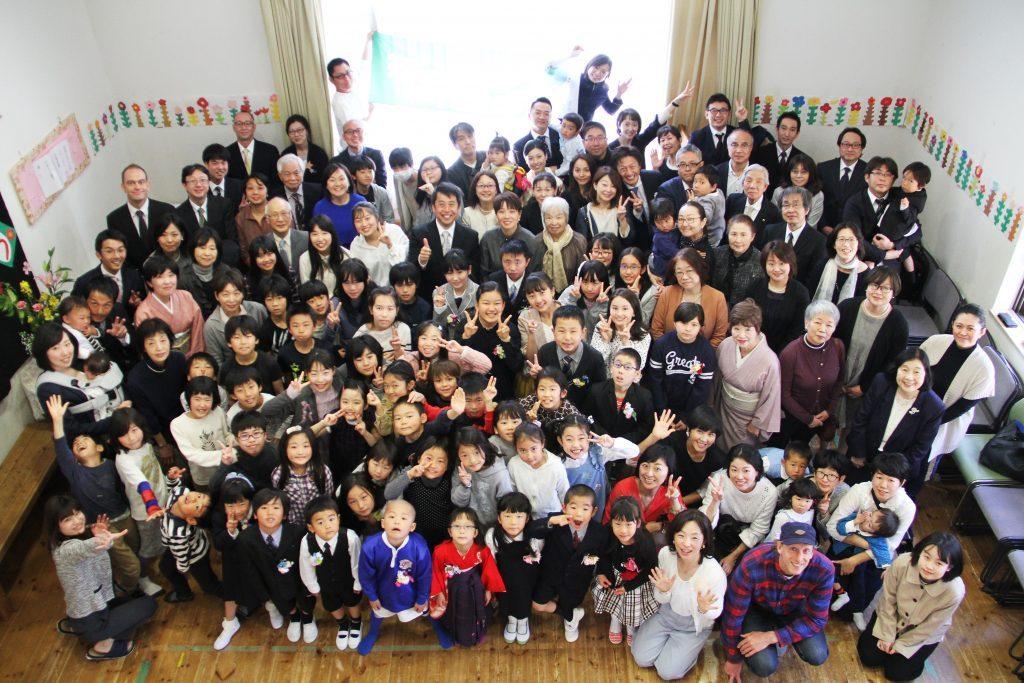 2019年度入学と進級を祝う会