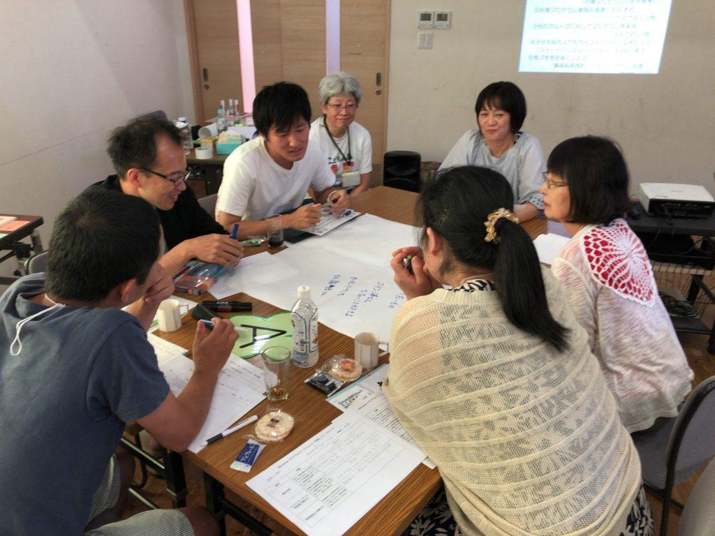 Manabeeプログラム③「話し合いの中で学ぶ〜対話〜」合宿編